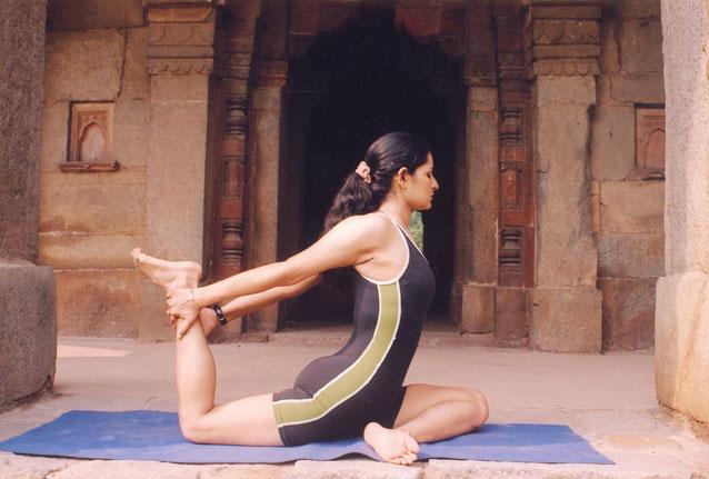 yoga practice time